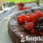 Gyors csokis pite liszt nélkül - paleo 2