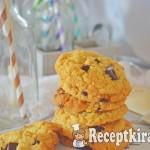 Kesuvajas csokis keksz liszt nélkül - paleo 2