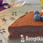 Mandulás csokoládés álom - paleo 2