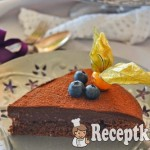 Mandulás csokoládés álom - paleo 3