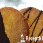 Svéd csokis kókuszos flarn - paleo 2
