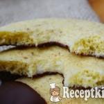 Vaníliás karika - paleo 2