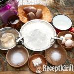 Krumplis pogácsa Lelle mama módra 1