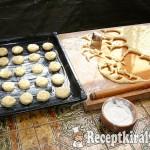 Krumplis pogácsa Lelle mama módra 2