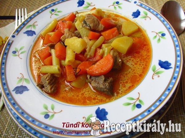 Palócleves Tündi konyhájából