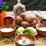 Paradicsomos krumplifőzelék 1