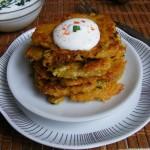 Sárgarépás krumplis kelkáposzta tócsni 2