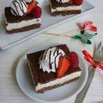 Csokoládés-túrókrémes kocka 1