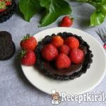 Epres-oreós-csokoládés minipiték sütés nélkül 3