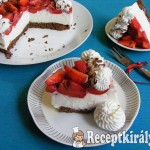 Epres túrókrém torta