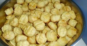 Túrós pogácsa Ibolya konyhájából