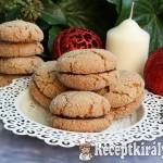 Fahéjas-juharszirupos keksz 1