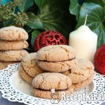 Fahéjas-juharszirupos keksz 2