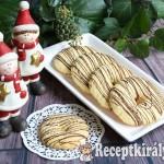 Omlós vaníliás karika 1