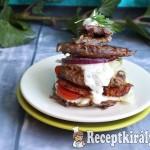 Lila burger 1