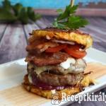 Zöldséges röszti burger 1