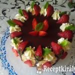 Epres torta Marcsi konyhájából
