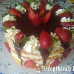 Epres torta Marcsi konyhájából 2
