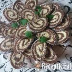 Keksztekercs Marcsi konyhájából