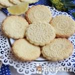 Citromos sütipecsétes keksz 1