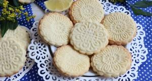 Citromos sütipecsétes keksz
