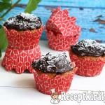 Kókuszos csokoládés muffin 1