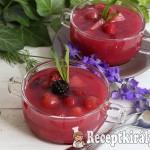 Nagyi gyümölcslevese 1