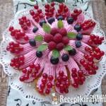 Citromos málna habos torta 2