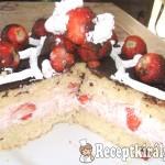 Csupa epres csoda (diabetikus recept)