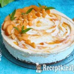 Kajszibarackos túrókrém torta 1