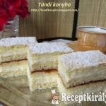 Mimóza szelet Tündi konyhájából