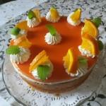 Boleró torta