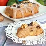 Őszi almás-diós sütemény 3