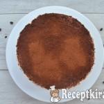Tiramisu torta- gluténmentes 2