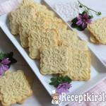 Vaníliás sütipecsétes keksz 1