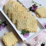 Vaníliás sütipecsétes keksz 3