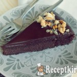 Diós csokitorta liszt nélkül 1