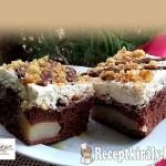 Körtés krémes sütemény 1