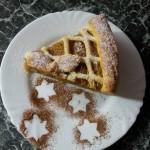 Rácsos almás pite Erzsike konyhájából