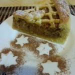 Rácsos almás pite Erzsike konyhájából 2