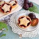 Szilvás mini pite 2