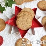 Marcipános sütipecsétes keksz 2