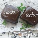 Mini sacher torta 1