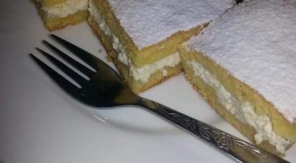 Túrós pite Erzsike konyhájából