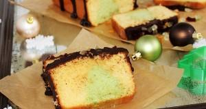 Karácsonyi citromos kevert sütemény