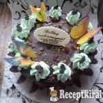 Mónika torta 1