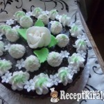 Raffaello torta 1