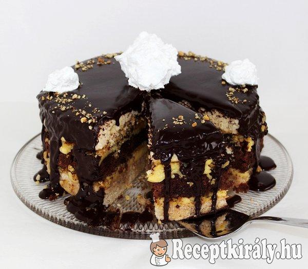 Somlói torta Gizi konyhájából