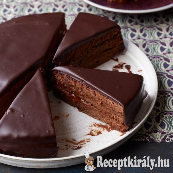 Bécsi Sacher torta