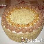 Békebeli diós torta Eta módra